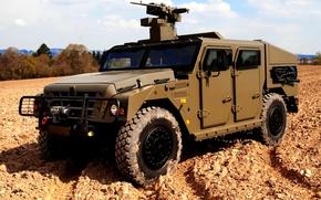 Картинка Renault, рено, 2013, Armored, Sherpa 2