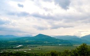 Картинка горы, Пейзаж, адыгея