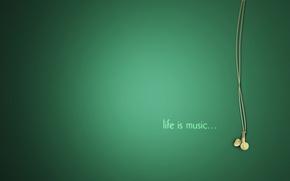 Картинка жизнь, музыка, music, наушники, life