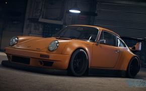 Картинка 911, nfs, RSR, PORSCHE, нфс, Need for Speed 2015, this autumn, new era
