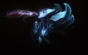 Картинка Wallpaper, Vengeful Spirit, Dota2ART