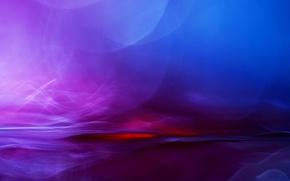 Картинка фиолетовый, синий, абстракции