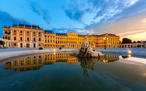 Картинка Австрия, Вена, Schonbrunn Palace Vienna