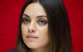 Картинка портрет, актриса, Mila Kunis, Мила Кунис