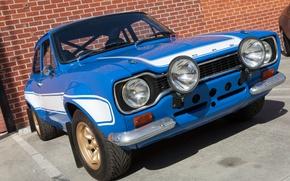 Картинка Ford, MK1, Fast & Furious 6, Escort