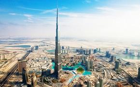 Картинка лето, красота, Дубаи