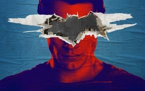 Картинка Batman, clark kent, Batman v Superman: Dawn Of Justice, Henry Cavill