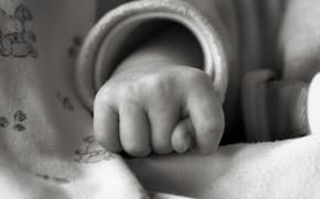 Картинка фон, рука, ребёнок