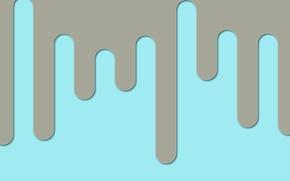Картинка абстракция, серый, фон, голубой, текстура