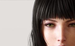 Картинка девушка, брюнетка, Final Fantasy, Final Fantasy XV