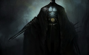Обои стилизация, бэтмен, дизайн