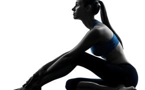 Картинка pose, fitness, sportswear