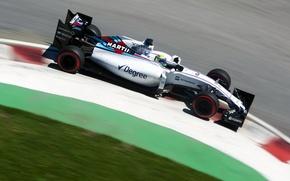 Картинка Formula 1, Williams, Felipe Massa, FW37