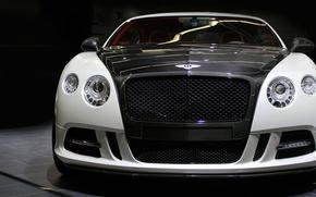 Картинка тюнинг, Англия, Bentley, Continental, 2011, Mansory, Гран Туризмо, Bentley Motors, двухдверное 4-местное купе люкс класса
