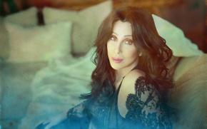 Картинка женщина, певица, музыкант, Cher, Шер