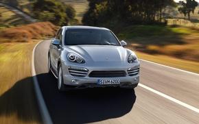 Картинка машина, Porsche, Porsche Cayenne