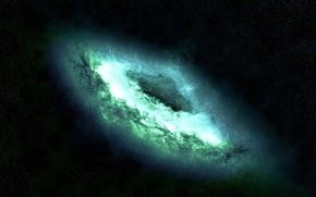 Картинка stars, galaxy, sci fi, mystical