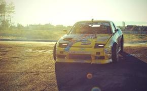 Картинка Nissan, Drift, Turbo, 240, Ukraine, 240SX