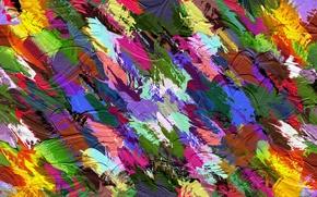 Обои colors, paint, effects