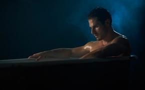 Картинка ванна, актер, Teen Wolf, Луис Ферриньо мл, Lou Ferrigno Jr