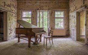 Картинка музыка, комната, пианино