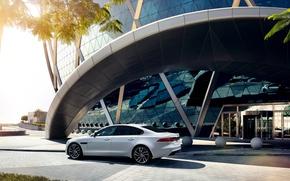 Картинка Jaguar, ягуар, AWD, 2015, XF S