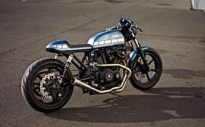 Картинка Yamaha, Custom, Motorbike