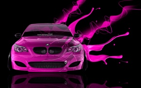 Обои Тони Кохан, Tony Kokhan, БМВ, el Tony Cars, Гламур, Photoshop, Обои, Live Colors, BMW, Гламурная, ...