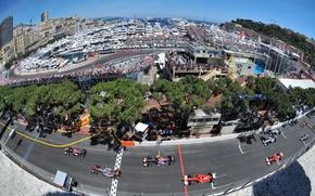 Картинка Start, Monaco F1, GP MONACO