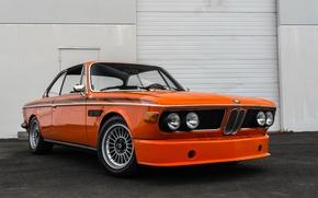 Картинка BMW, Orange, 3.0, CSL, Alpina