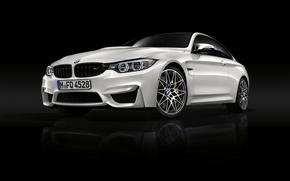 Картинка бмв, BMW, белая, Coupe, F82