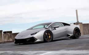 Картинка Lamborghini, Huracan, Rotiform, KPS