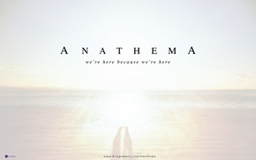 Картинка 2010, album, Anathema, progrock, we're here because we're here