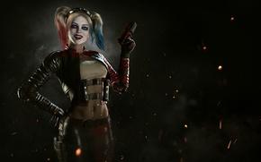 Картинка Игры, Game, Harley Quinn, Injustice 2