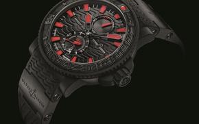 Картинка часы, Maison Horlogere, ULYSSE NARDIN, Black Sea