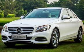 Обои Mercedes-Benz, мерседес, C-Class, W205
