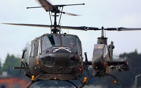 Картинка авиация, фон, вертолёты