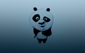 Картинка палочки, темно синий, Kung Fu Panda, Кунг-фу Панда, пельмень