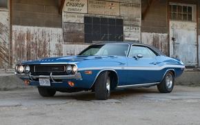 Картинка Dodge, Challenger, додж, 1970, челленджер, Hemi, JS29, R/T SE 426