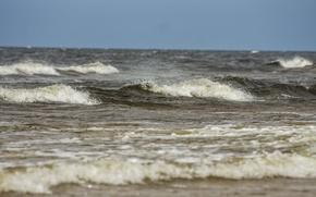 Картинка море, вода, волна