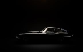 Картинка jaguar, automonile, type-e