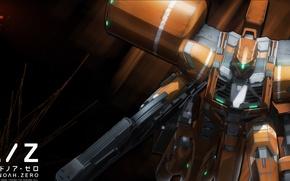 Картинка оружие, меха, зеро, aldnoah.zero, Алдноа