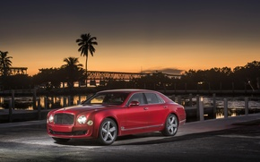 Картинка Bentley, Speed, Mulsanne
