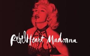 Картинка red, madonna, sexy, heart, rebel, rebelheart, alas, mert