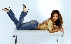 Картинка певица, Rihanna, музика