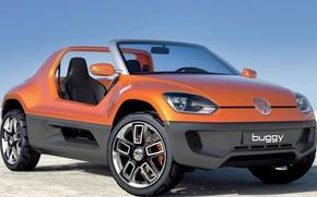 Картинка concept, Volkswagen, buggy, up!