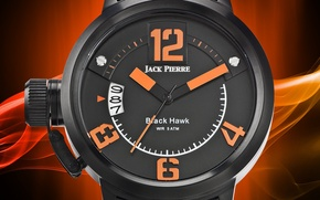 Картинка orange, watch, Jack Pierre