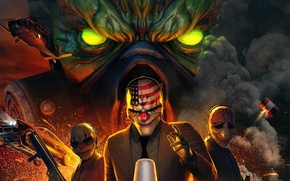 Картинка payday, payday 2, PAYDAY, PAYDAY 2, payday2, PAYDAY2