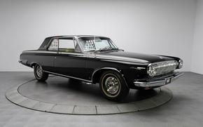 Картинка авто, ретро, 1963г, Dodge Polaria