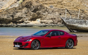 Картинка Maserati, GranTurismo, MC Stradale